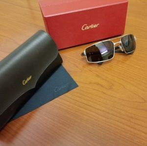 Cartier Men's Sunglasses